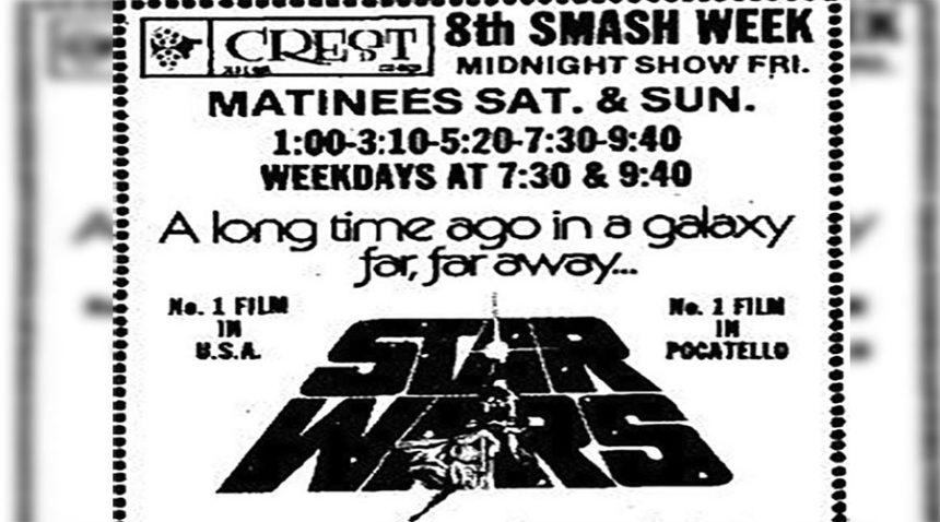 Star Wars in Pocatello 1