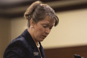 Local legislators react to Giddings' behavior during ethics hearing
