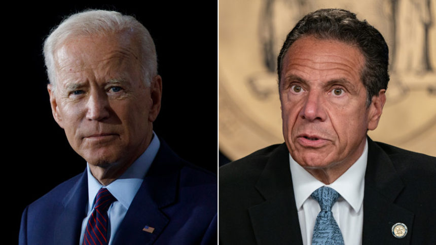 Biden calls on New York Gov. Andrew Cuomo to resign after report details  sexual harassment allegations - East Idaho News