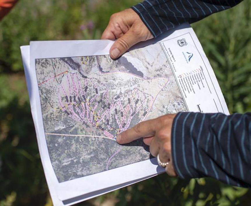 lift map