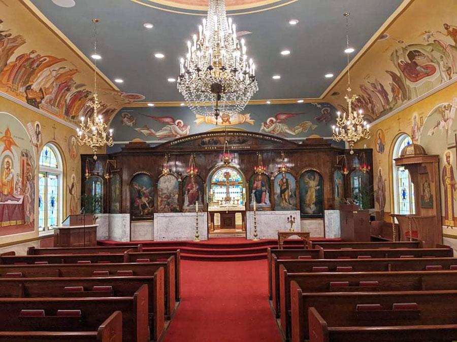 Μέσα στην Ελληνική Ορθόδοξη Εκκλησία Bocatello