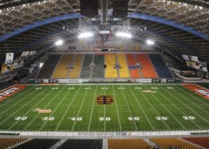 ISU's Holt Arena