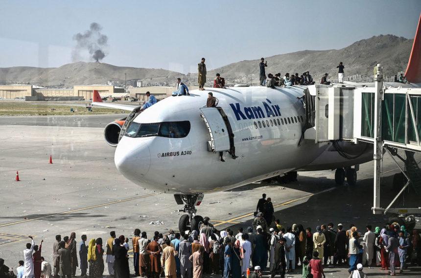 afghanistan plane