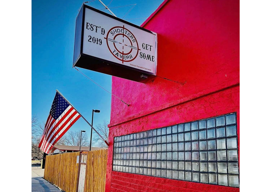 Shooter's Tavern; American Falls