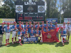 Bandits world series champs