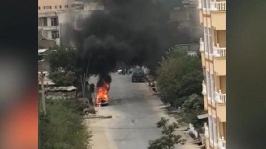 210830111012 video thumbnail car kabul fire live video