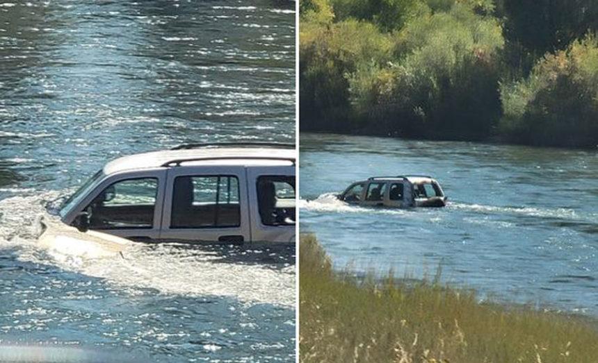 Snake River Crash