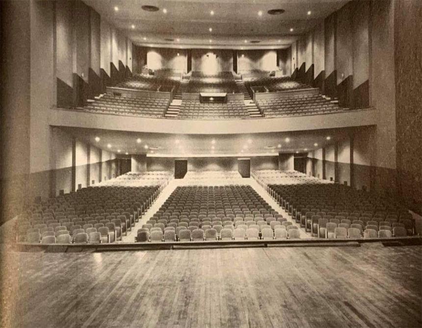 Idaho Falls Civic Auditorium