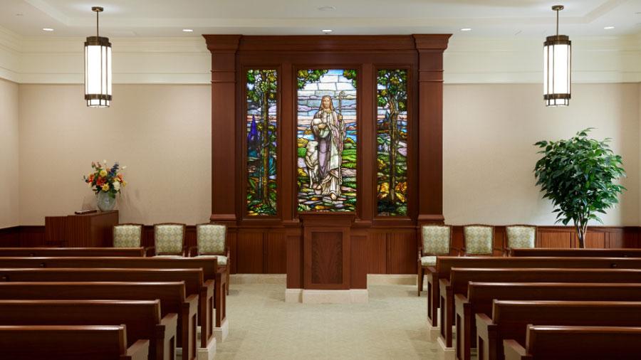 Pocatello Temple Chapel