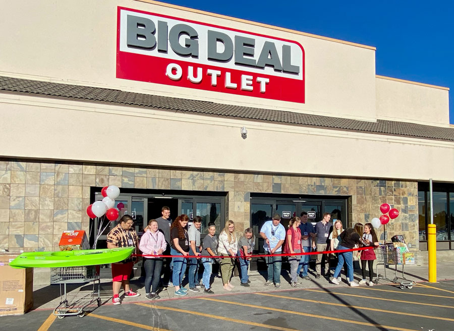 big deal outlet IF