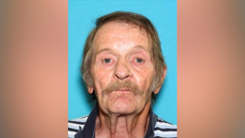 Richard Harvey Missing Man