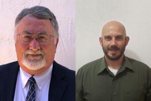 Rick Cheatum (left) and James Bucci, Pcatello City Council, seat 6 (2021)