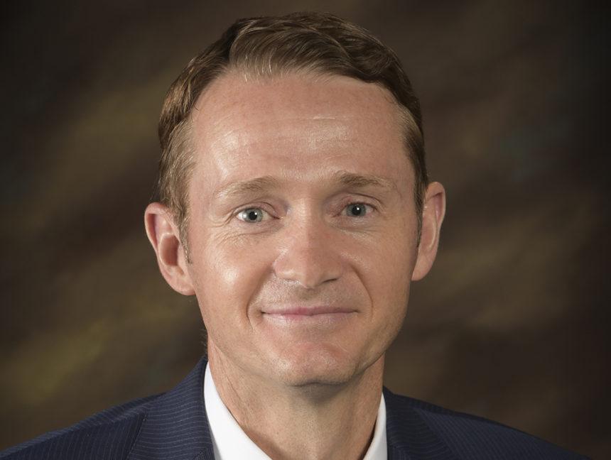 New Beehive FCU CEO Craig Gummow Photo